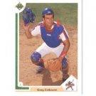 1991 Upper Deck #15 Greg Colbrunn