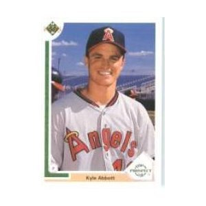 1991 Upper Deck #51 Kyle Abbott