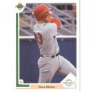 1991 Upper Deck #66 Dave Staton