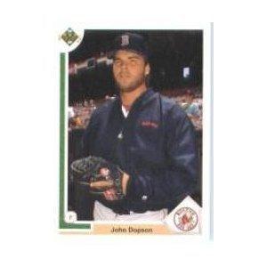 1991 Upper Deck #88 John Dopson