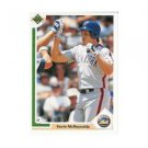 1991 Upper Deck #105 Kevin McReynolds