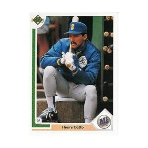 1991 Upper Deck #110 Henry Cotto
