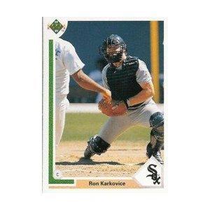 1991 Upper Deck #209 Ron Karkovice