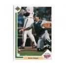 1991 Upper Deck #212 Brian Harper