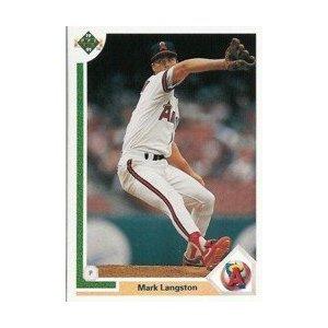 1991 Upper Deck #234 Mark Langston