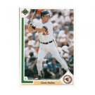 1991 Upper Deck #306 Chris Hoiles