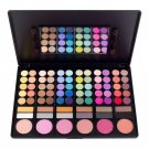 Coastal Scents 78 Colors Eye Shadow Blush Palette Brand New 100% authentic