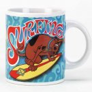 Scooby Doo Ceramic Decal Mug
