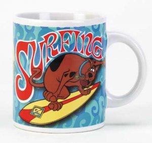 Scooby Doo Ceramic Decal Mug