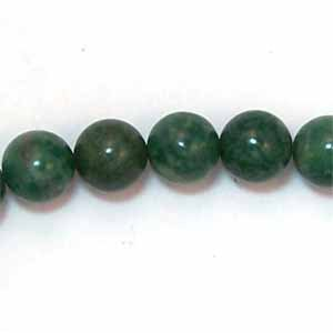 African Jade 8mm Round Beads (GE52)