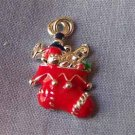 Christmas Stocking Charm (PC568)