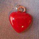 Red Heart Mini Charm (PC599)