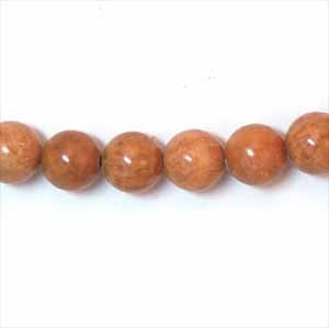 Tigerskin Jasper 6mm Round Beads (GE1358)