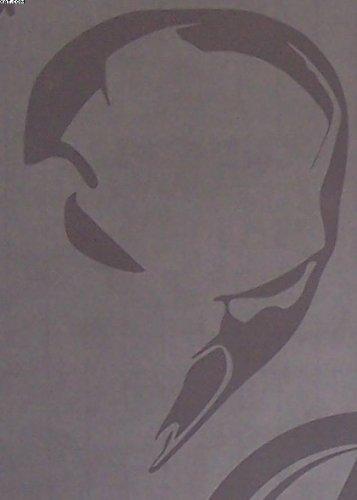 Spawn head sticker