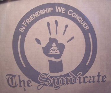 Syndicate Hand Logo