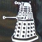 Dr. Who Dalek sticker