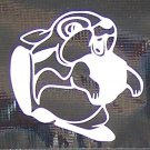 Thumper sticker (Bambi)