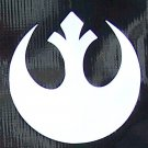Star Wars Rebel Pilot logo sticker