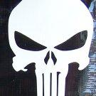 Punisher logo sticker