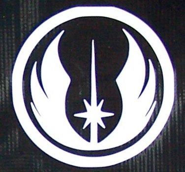 Star Wars Jedi Order sticker