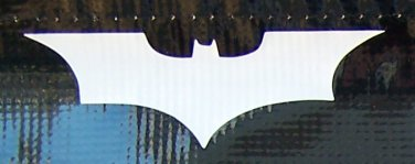 The Dark Knight logo sticker