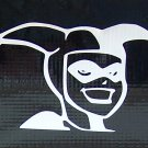Harley Quinn Head