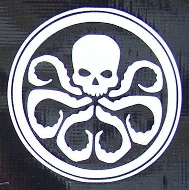 Hydra Vinyl Decal