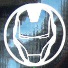 Iron Man with Circle