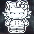 Hello Kitty Iron Man