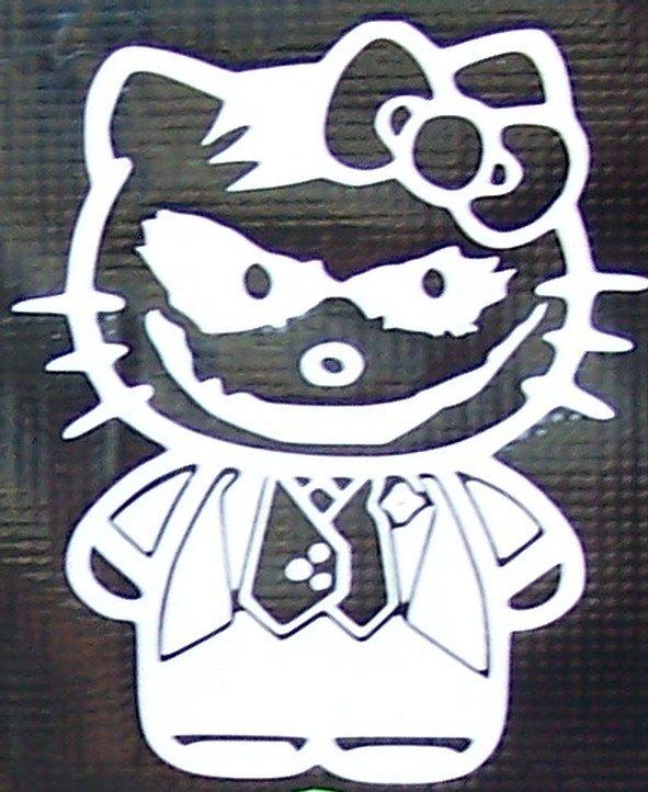 Hello Kitty Joker
