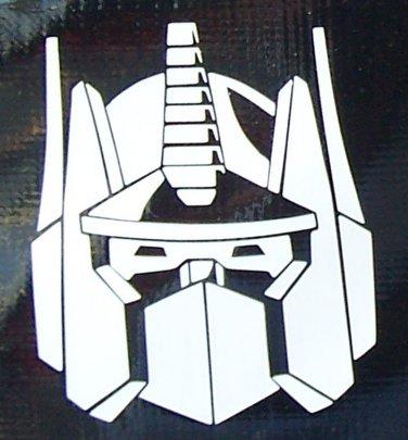 Transformers: Optimus Prime Decal