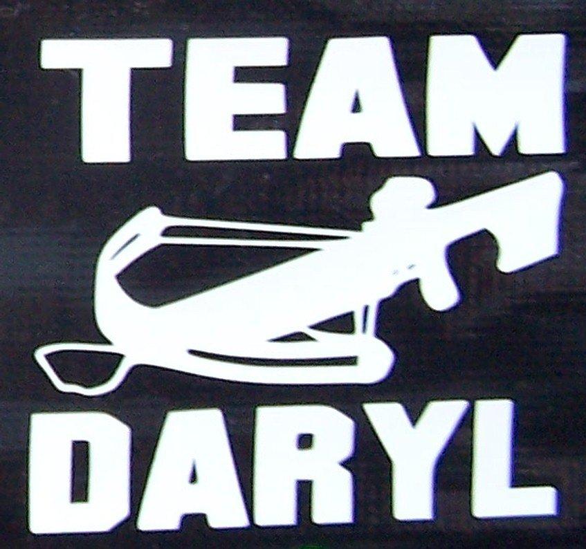 Team Daryl Vinyl Decal