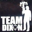 Team Dixon Vinyl Decal