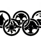 Magic the Gathering Mana Symbols