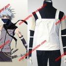 Free Shipping- Naruto Hatake Kakashi Men's Anbu Cosplay Costume