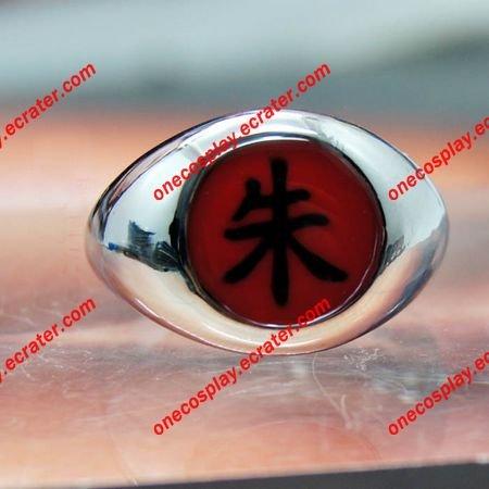 Naruto Cosplay Accessories--Akatsuki Uchiha Itachi Ring