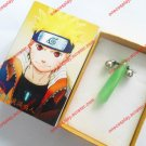 Anime Naruto Cosplay Props High Quantily Tsunade Pendant Green Necklace 50cm Chain