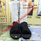 Naruto Cosplay Shoes Akatsuki Shoes White+Black Nanja Cos Shoes Halloween Party Boots