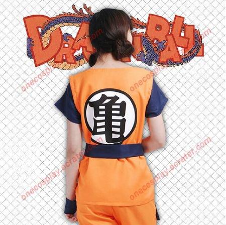 Dragon Ball Son Goku Kakarotto Turtle Cosplay Costume