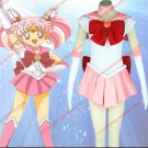Anime Sailor Moon Cosplay Costume Chibi Usa Women Soldier Clothes(in stock / customized)