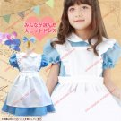 Halloween Kids Girls Deluxe Alice In Wonderland Party Dress Alice Dream Kids Lolita Cosplay Costume