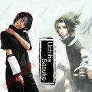 Naruto Cosplay Costume- Uchiha Sasuke 2nd Black Men's Costume Set