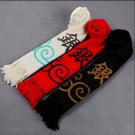 185*70cm Large GINTAMA Cosplay Scarf Sakata Gintoki Man And Women Cos Anime Cosplay Costume Scarves