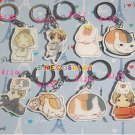 Natsume's Book of Friends Cosplay Accessories Key Chains Nyanko-sensei Keychains