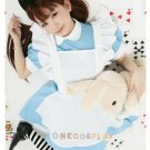Alice in the wonderland costume french maid alice dream adult lolita cosplay Fancy Dress costumes