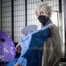 Ainme Naruto Cosplay Costume Hatake Kakashi Cosplay Kimono Onsen Yukata