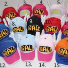 Dr.Slump Arale Angel Wings Anime Cosplay Hats Summer Cap for Children Adult Kids