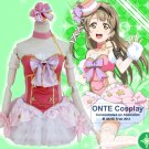 Lovelive! Cosplay Costumes Minami Kotori Angel Princess Lolita Dress Fancy Party