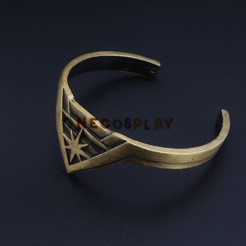Movie Jewelry Wonder Woman Crown Bracelets Fashion Bangles