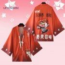 Fate/Grand Order Chiffon Pajamas Cloaks Fate GO Yukata Kimono Coat Bathrobes